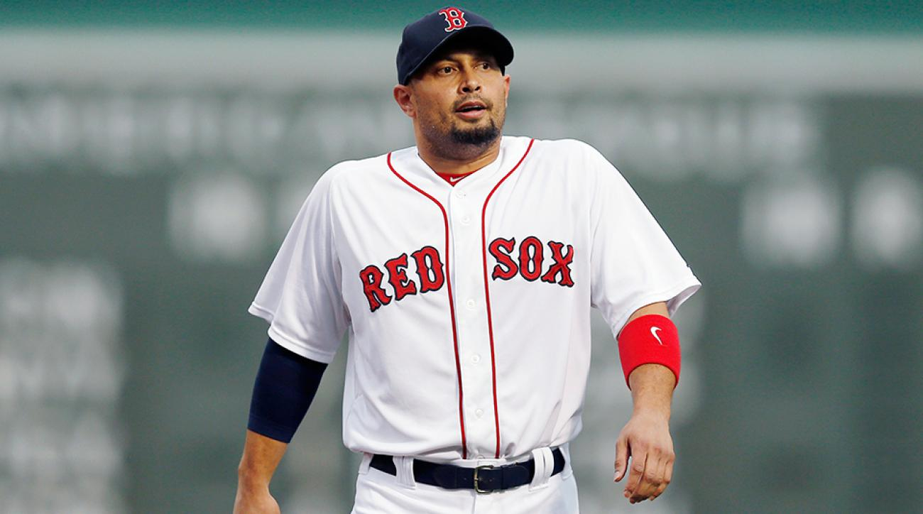 Shane Victorino Red Sox