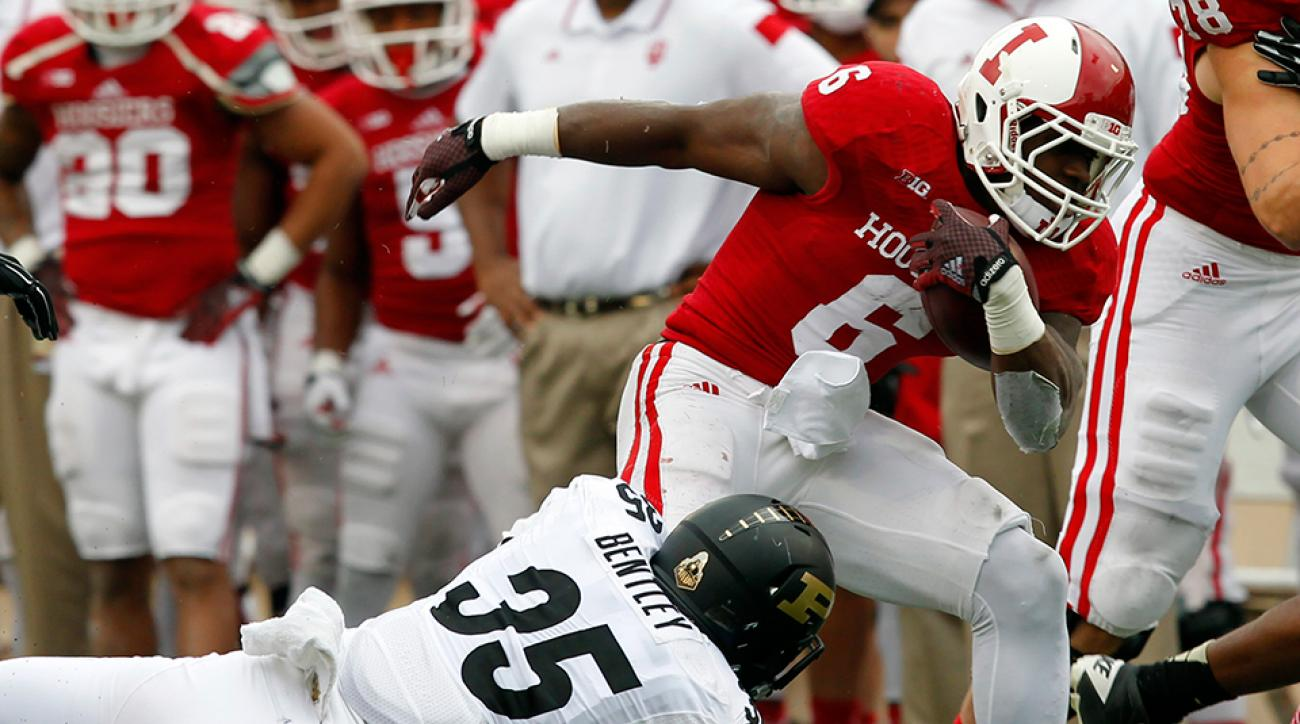 Tevin Coleman Indiana RB