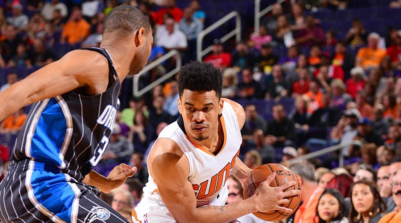 Gerald Green Suns vs. Magic