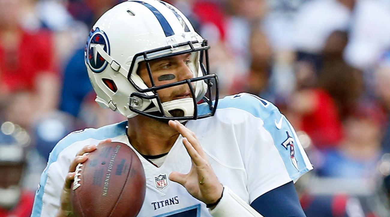 Tennessee Titans Zach Mettenberger