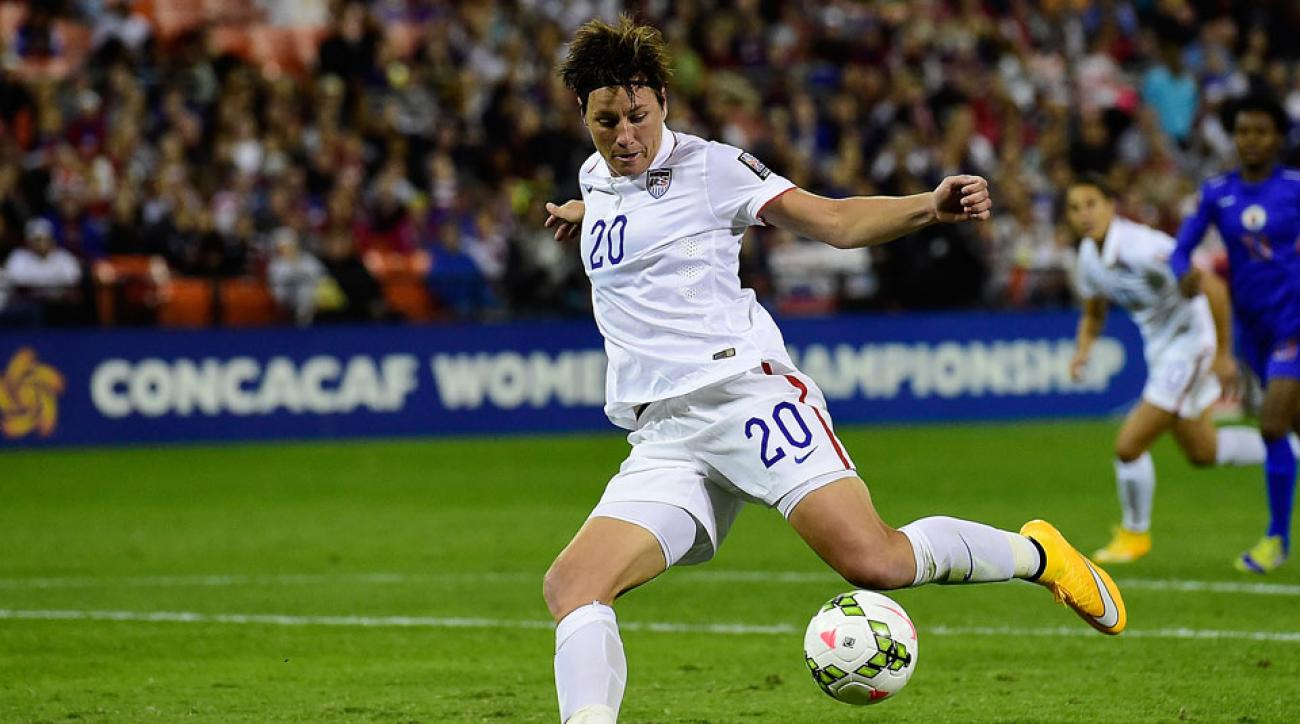 Abby Wambach U.S. women's national team