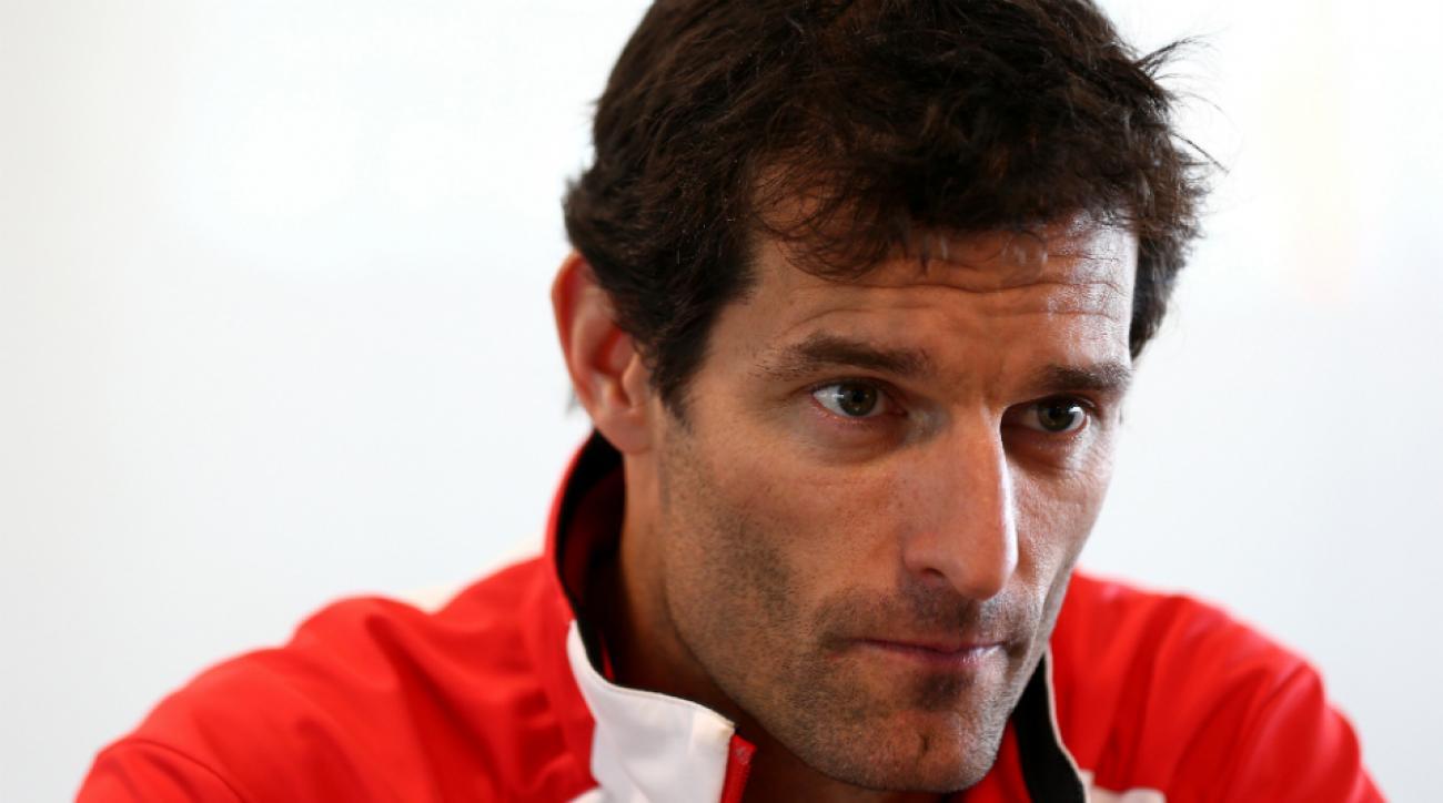 FIA driver Mark Webber crash released hospital