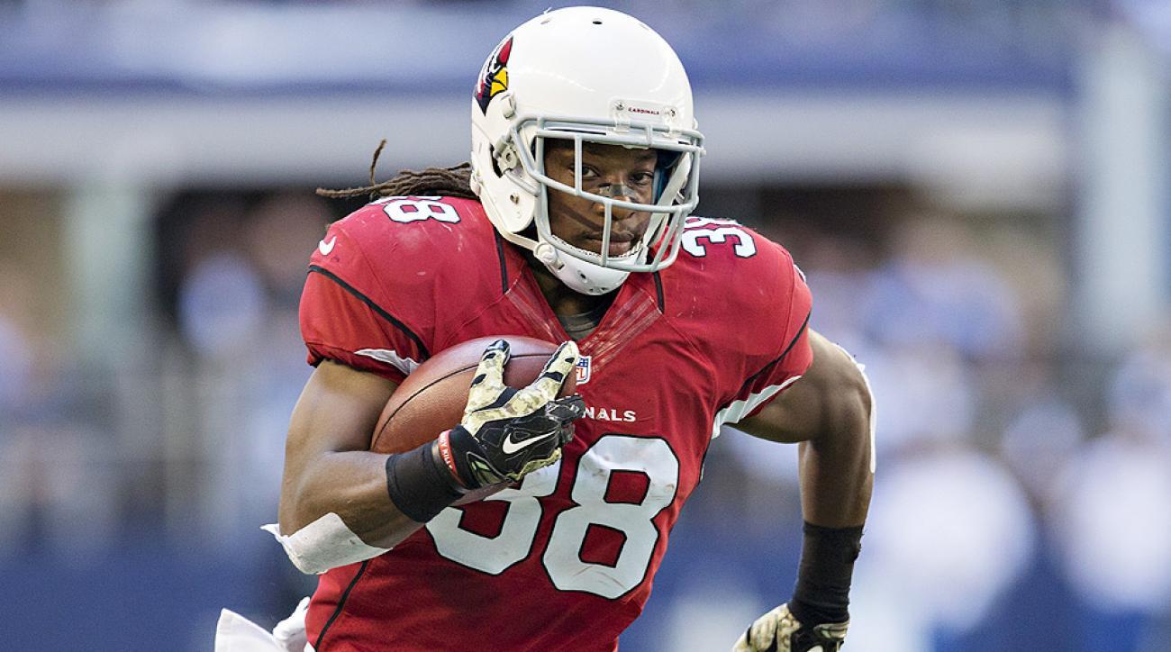 NFL Week 13 injury watch: Arizona Cardinals lose Andre Ellington, Tyrann Mathieu