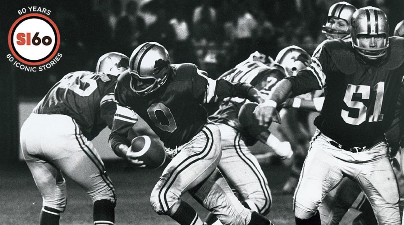 George Plimpton, Detroit Lions