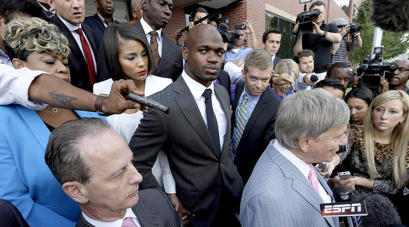 Adrian Peterson suspension appeal hearing: Ex-Minnesota Vikings RB challenging ban