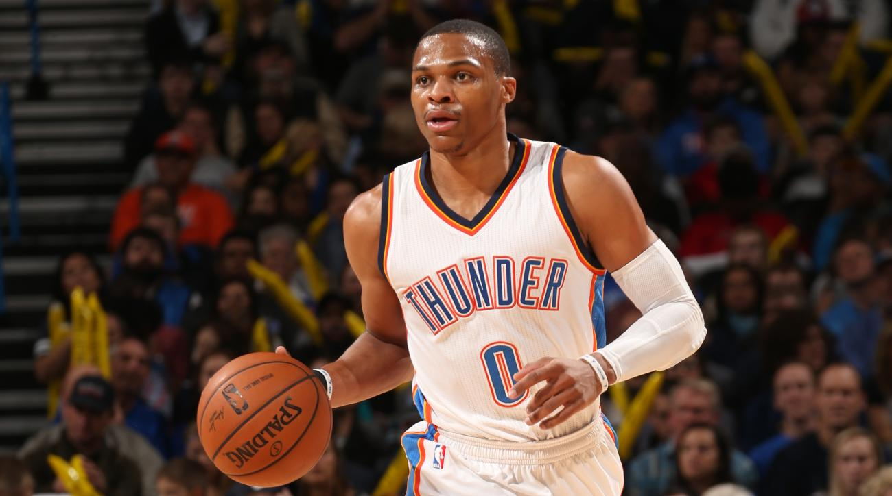 NBA fantasy picks Russell Westbrook