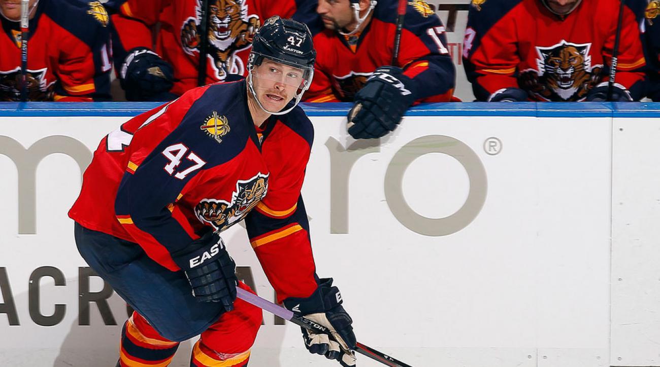 Anaheim Ducks Colby Robak