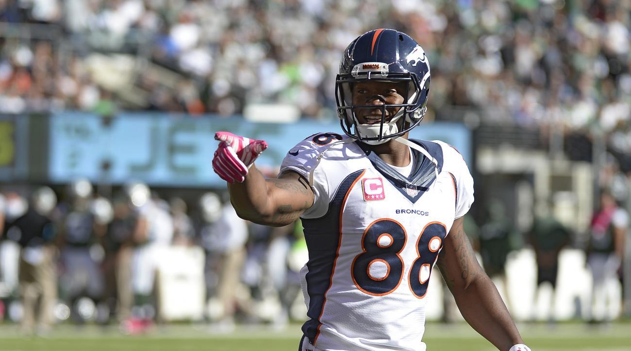 denver Broncos Demaryius Thomas hometown discount