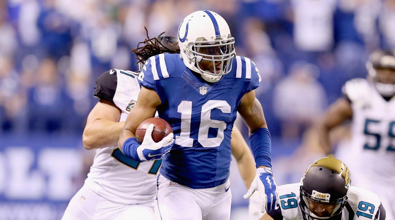 Colts' Josh Cribbs Browns Dawg Pound