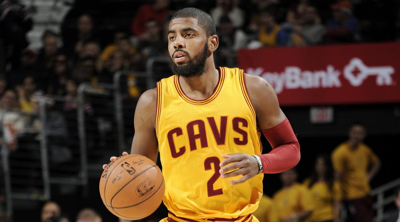 NBA fantasy picks, Kyrie Irving