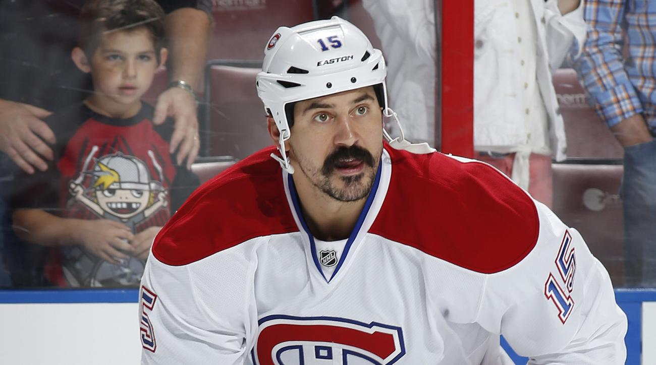 George Parros retires