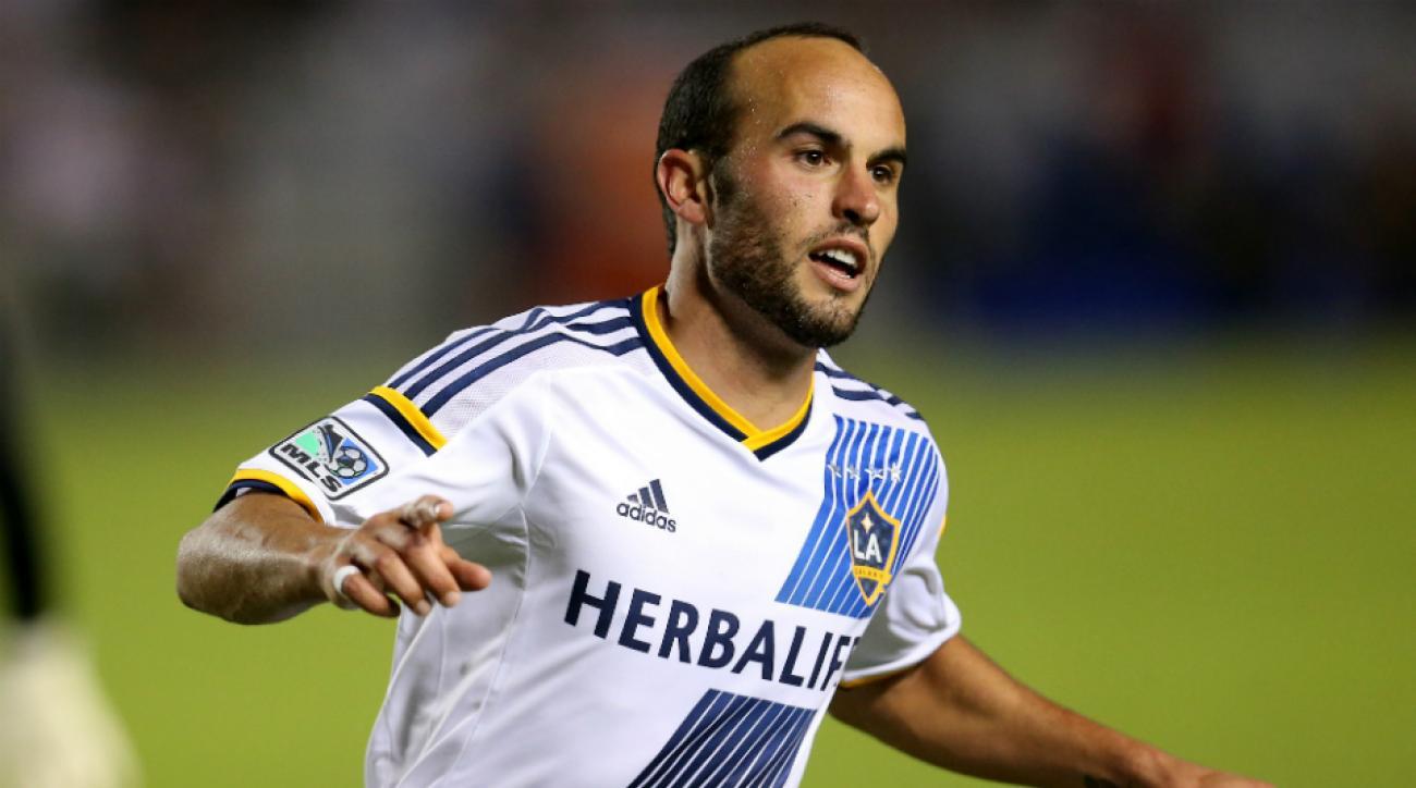MLS Cup final Galaxy Revolution Landon Donovan retirement