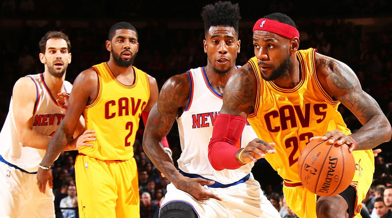 The Knicks lost to the Cavaliers 90-87 to give them their worst start in franchise history.