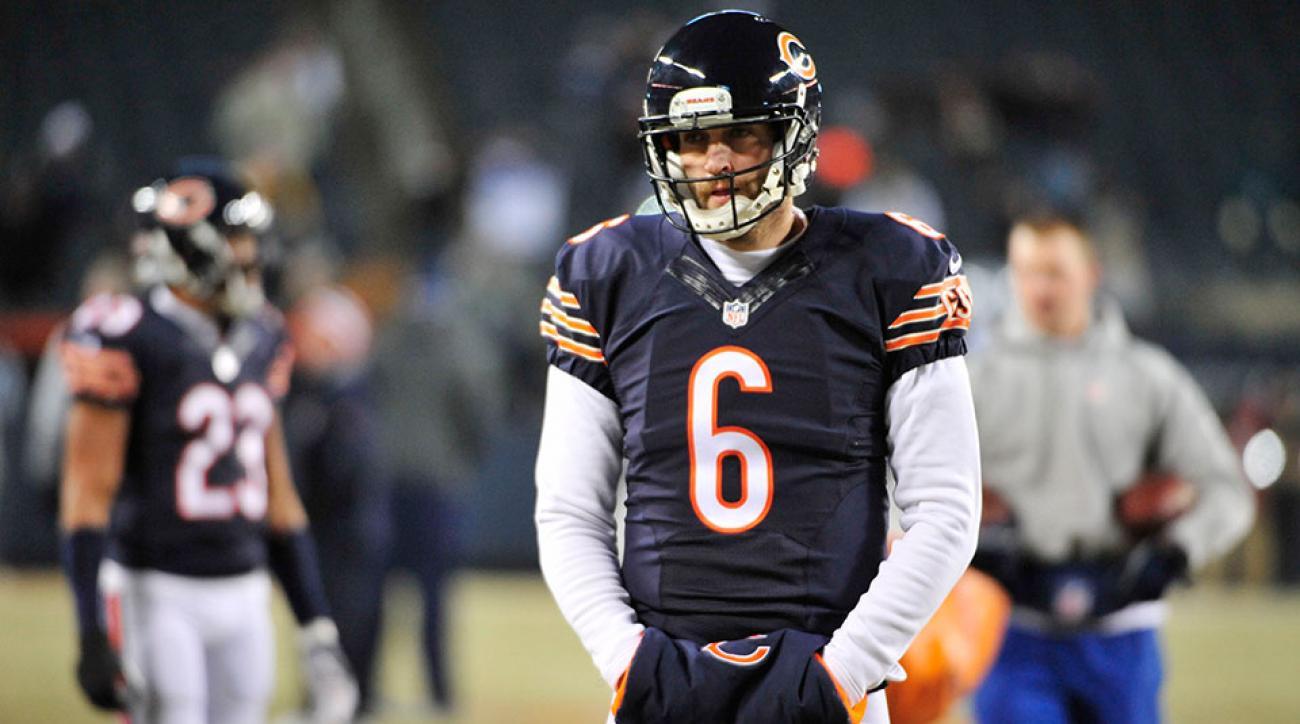 Chicago Bears Jay Cutler team's future