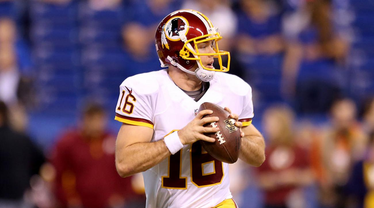 Washington Redskins Colt McCoy