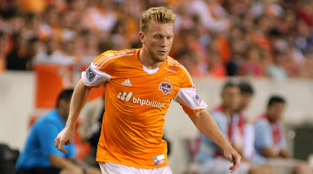 Houston Dynamo send Andrew Driver to D.C. United