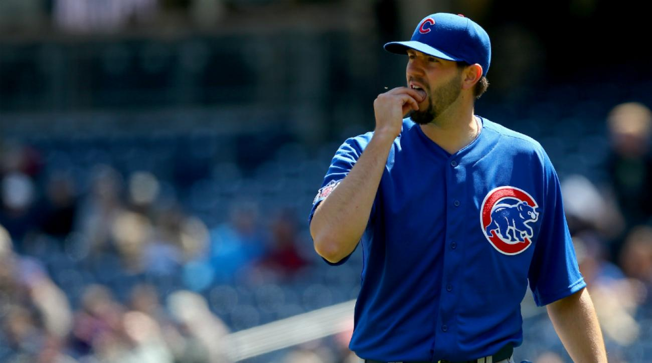 Jason Hammel sign Chicago Cubs