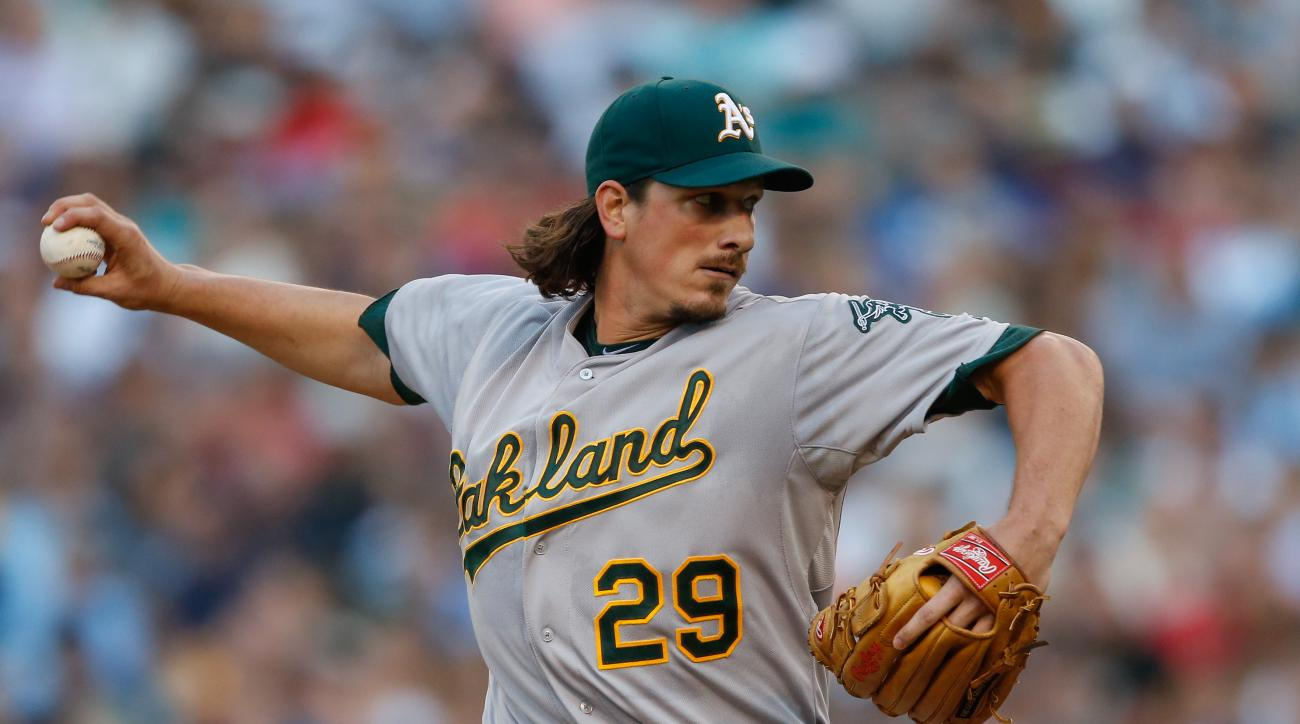 Jeff Samardzija trade White Sox
