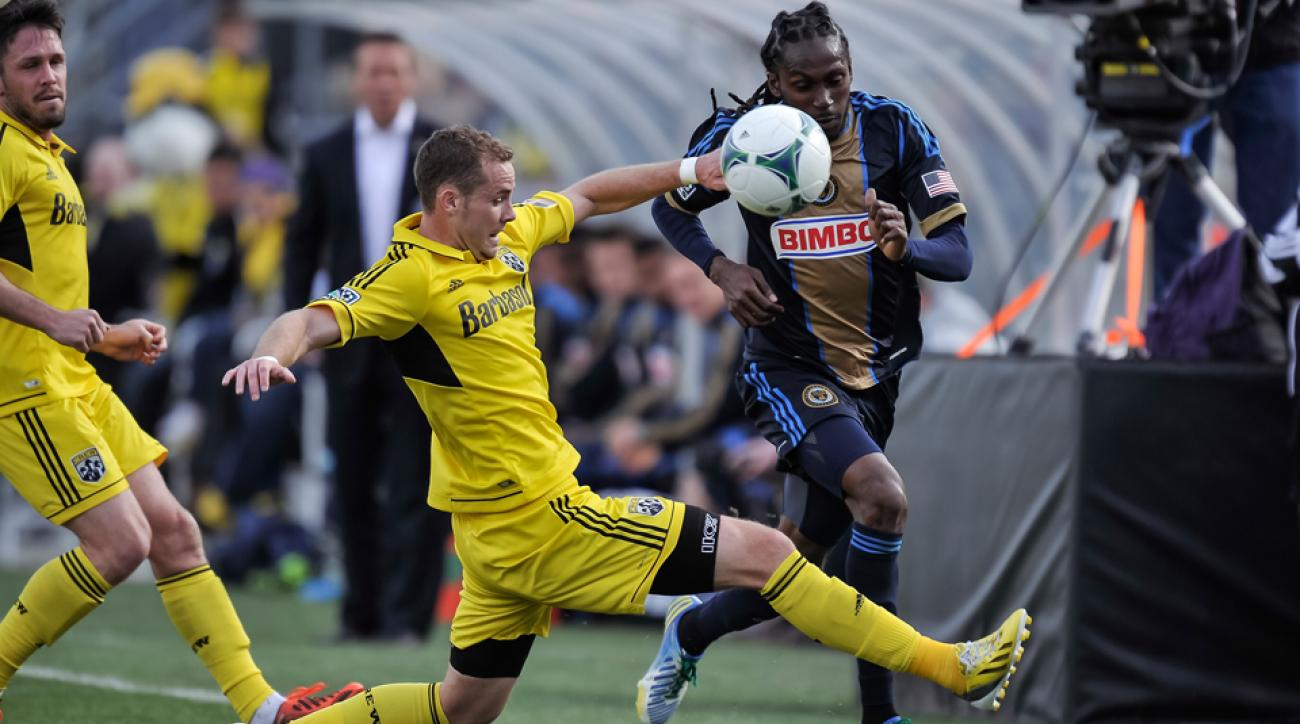Josh Williams has been traded from Columbus Crew to New York City FC.