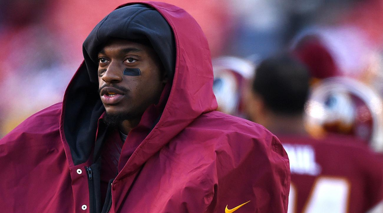 Robert Griffin III failed by Washington Redskins