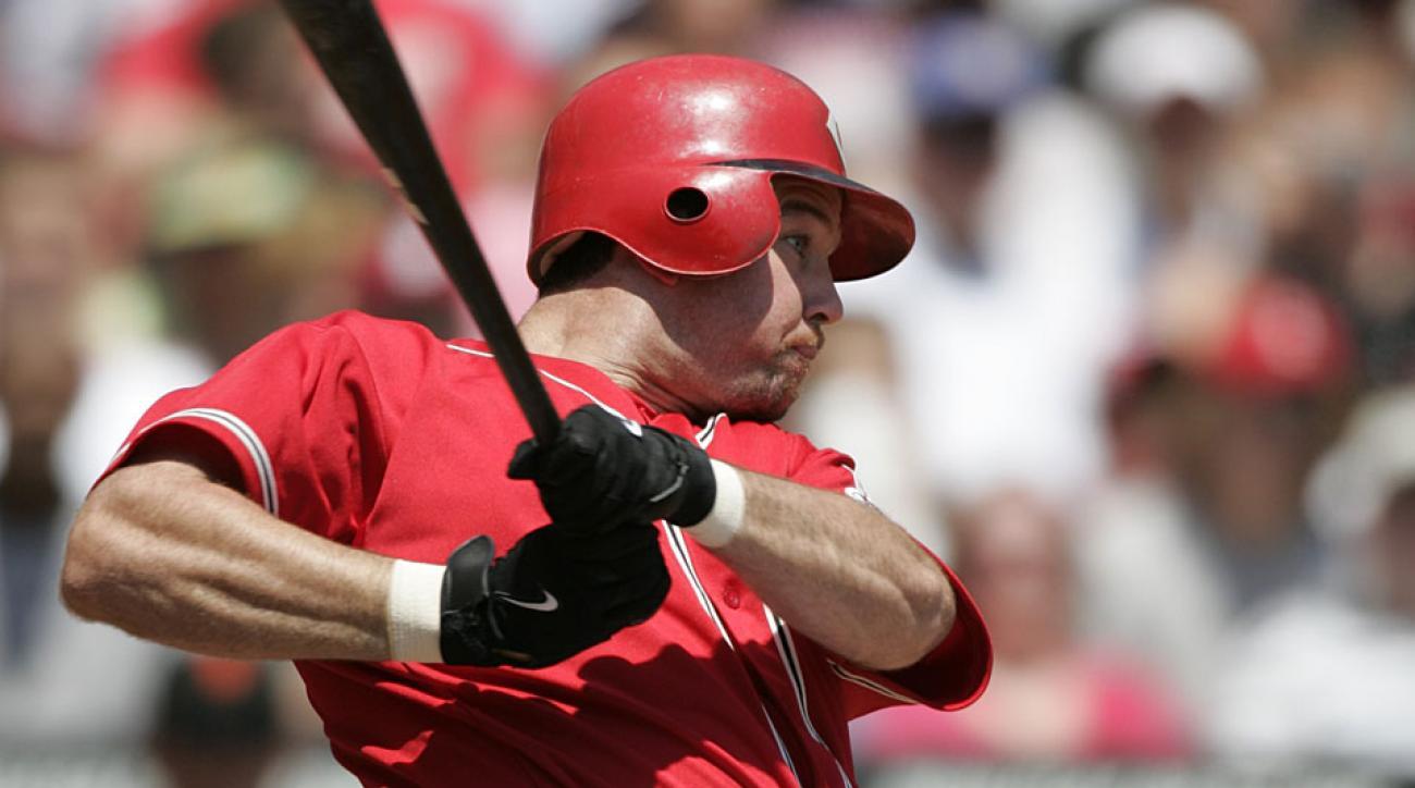 Sean Casey, Cincinnati Reds
