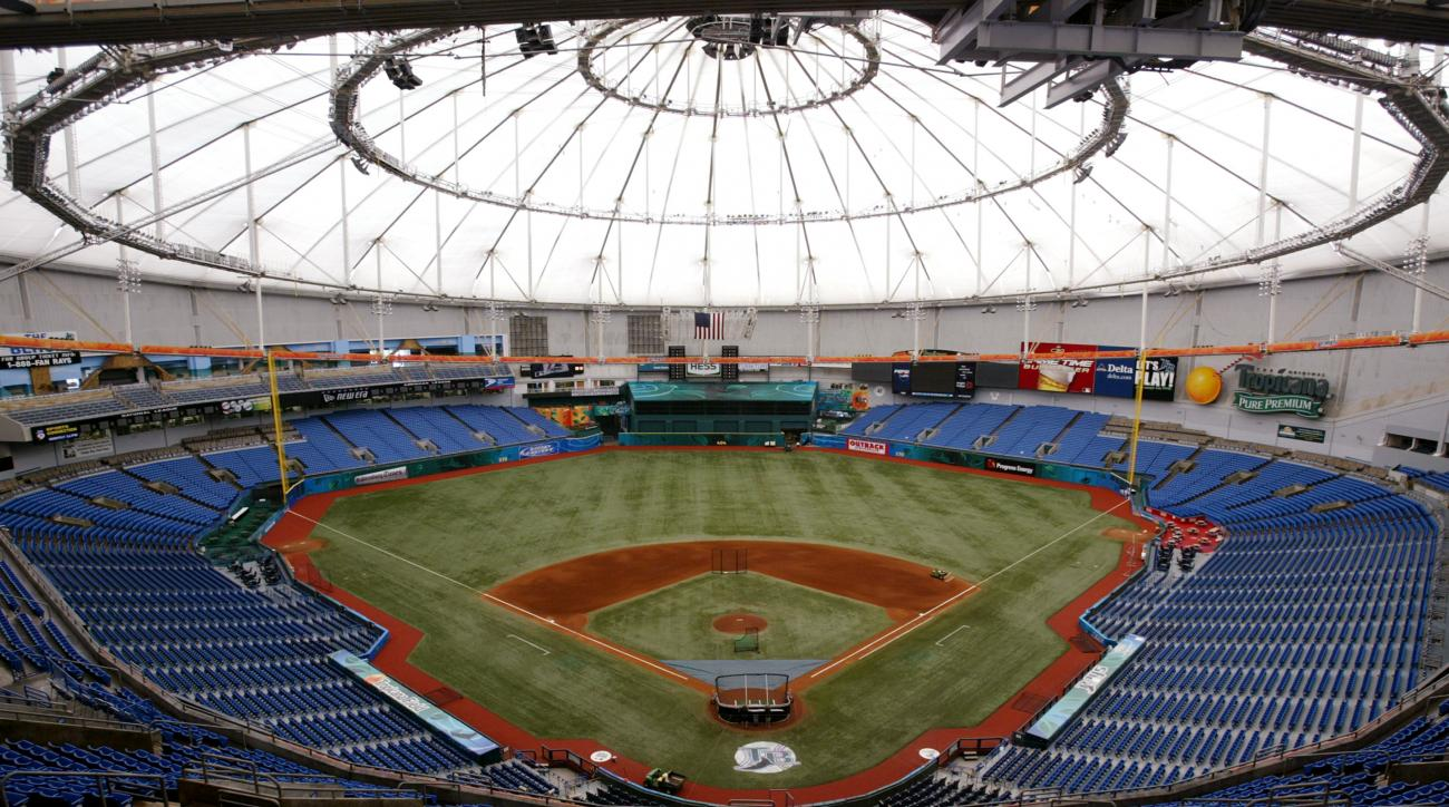 tampa bay rays stadium hillsborough county