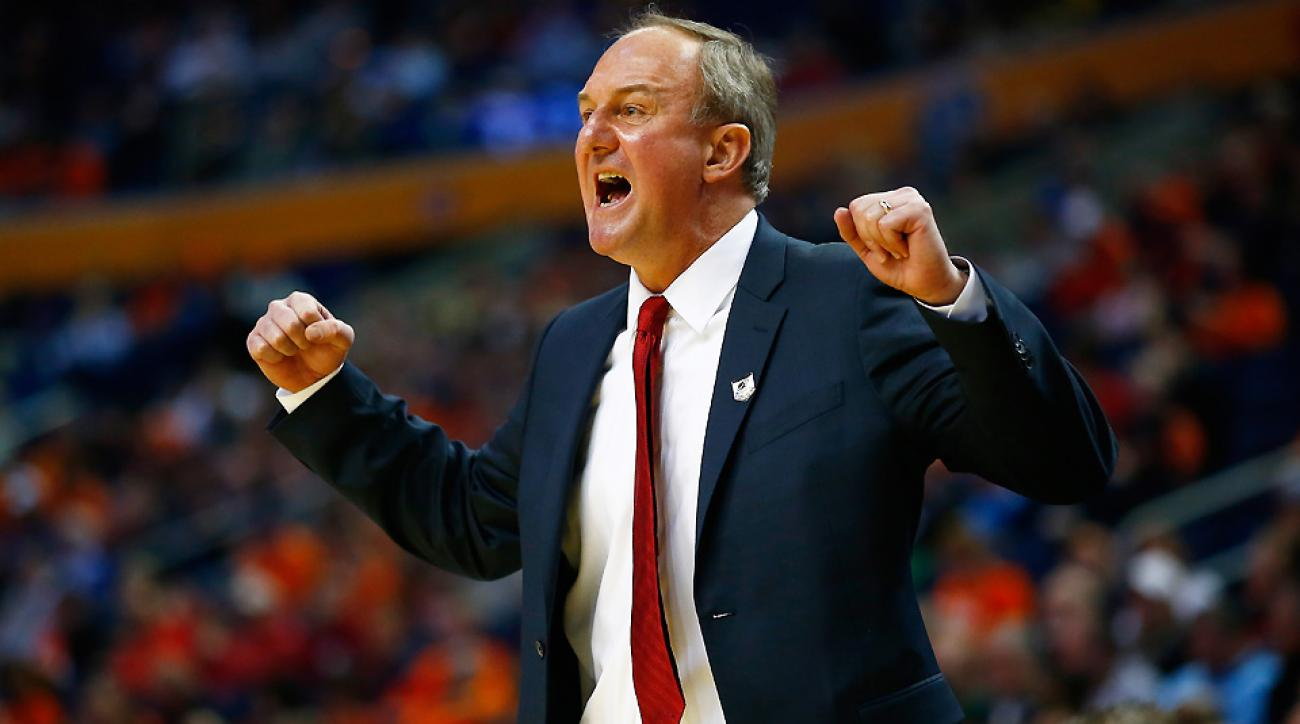 Thad Matta is one of many D-I coaches employing zone defenses at an increased frequency this season.