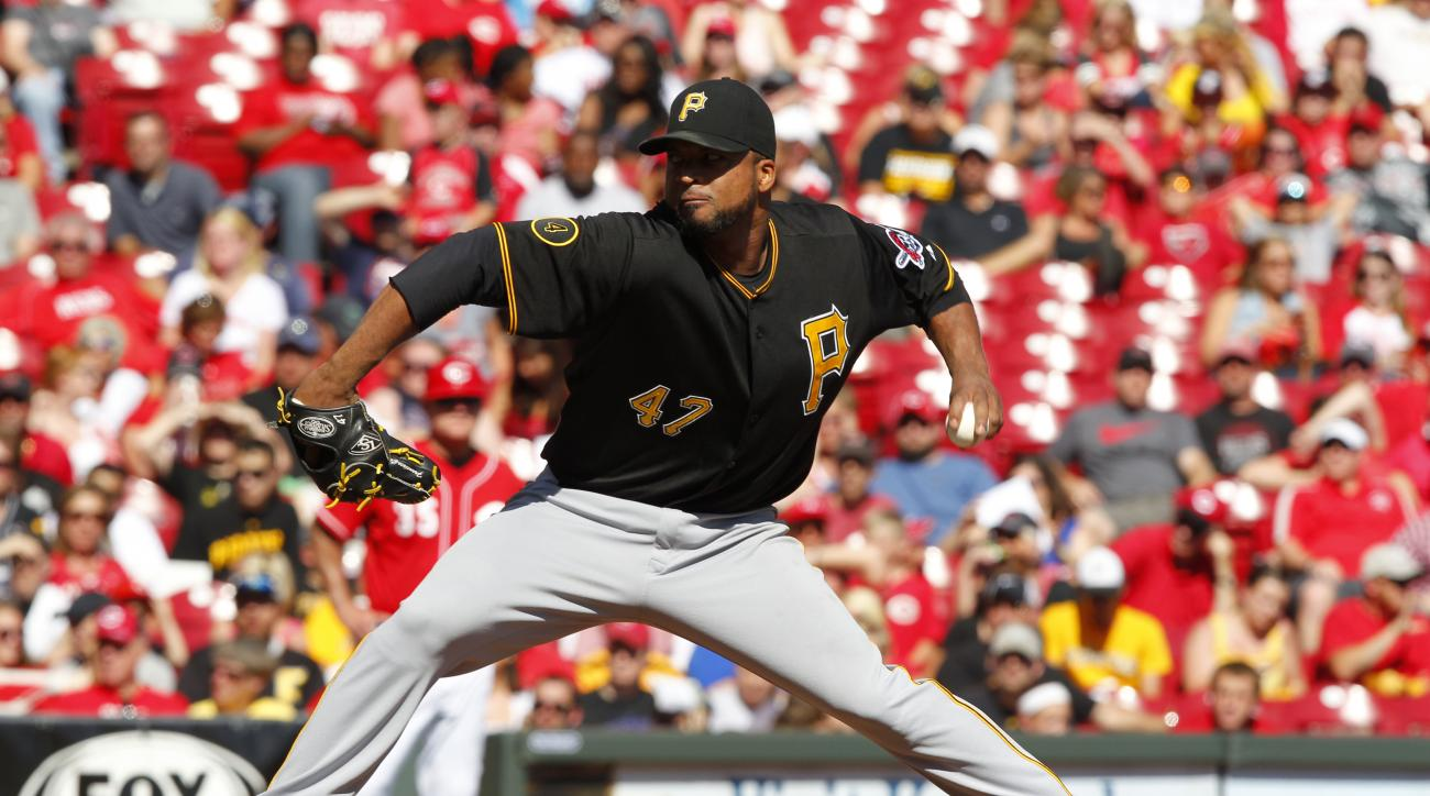 Francisco Liriano Pittsburgh Pirates