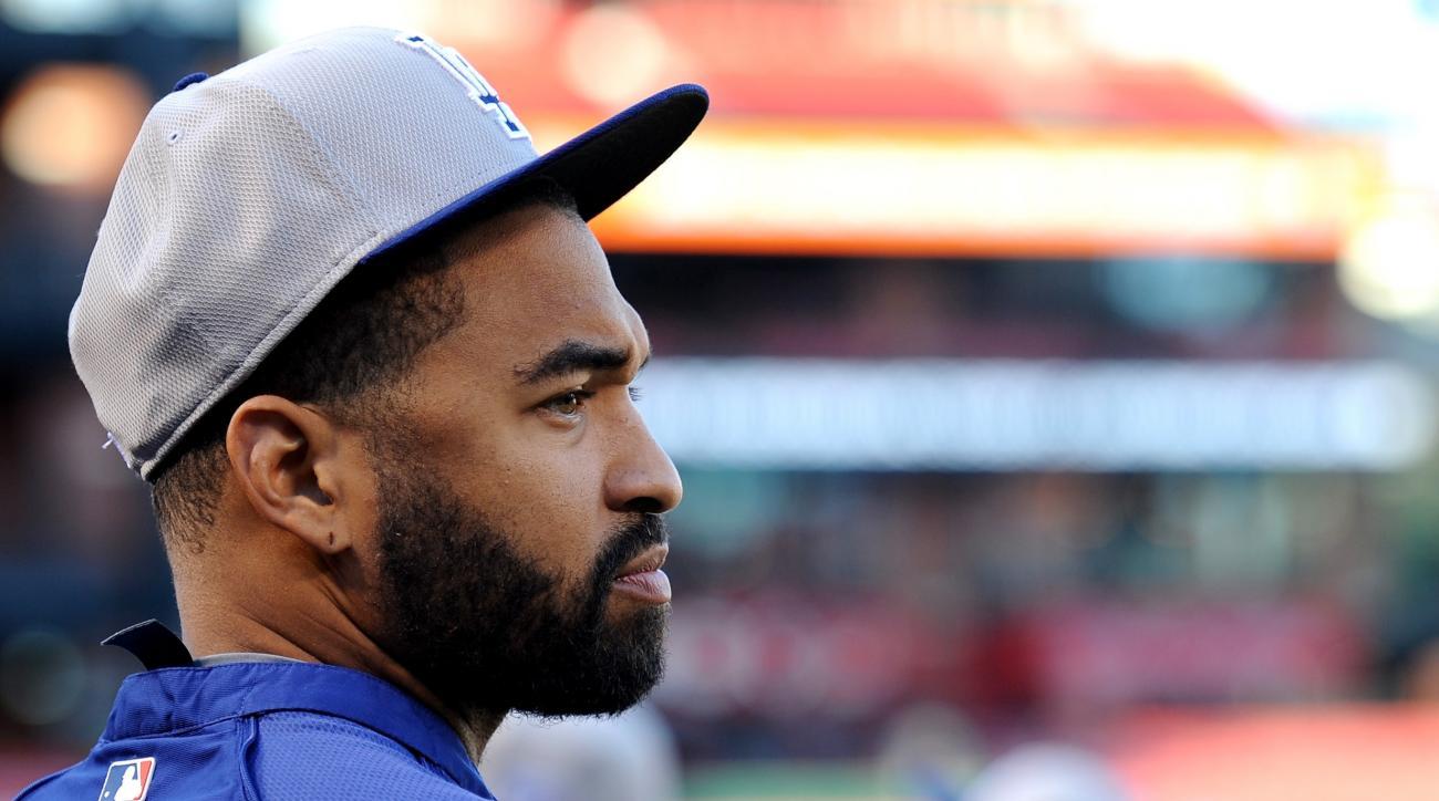 Dodgers talking Matt Kemp trade with Padres