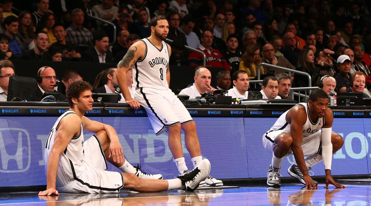 Nets open to trading Johnson, Williams, Lopez