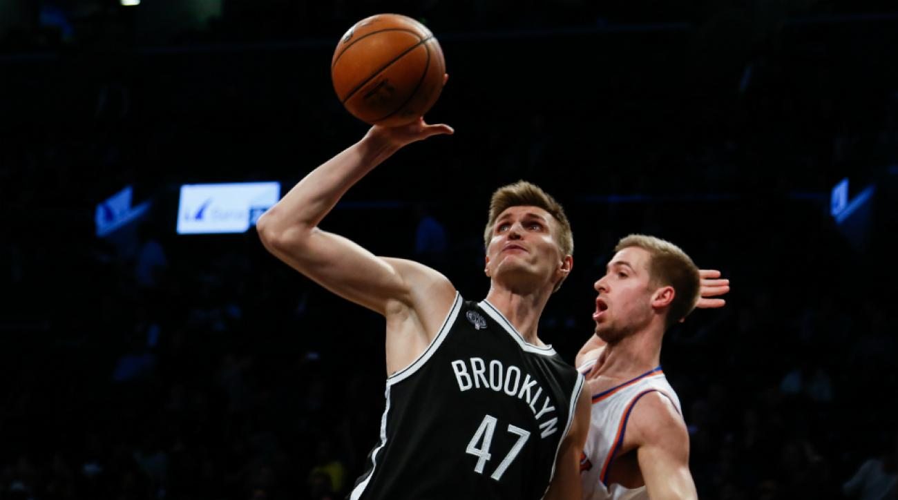76ers acquire Andre Kirilenko Brooklyn Nets