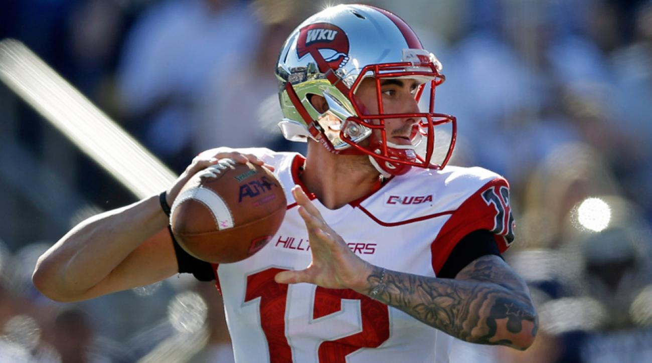 Brandon Doughty Western Kentucky QB