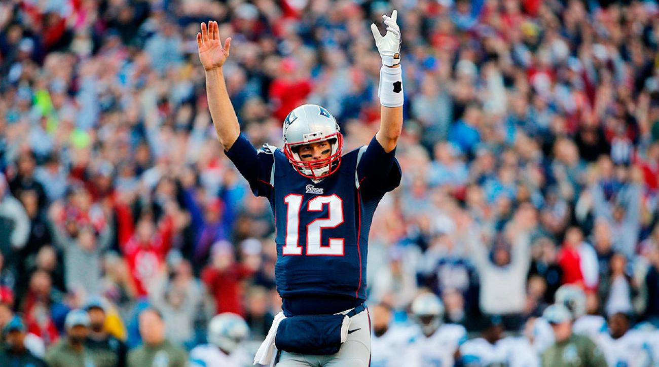 Tom Brady looks better than ever for New England Patriots