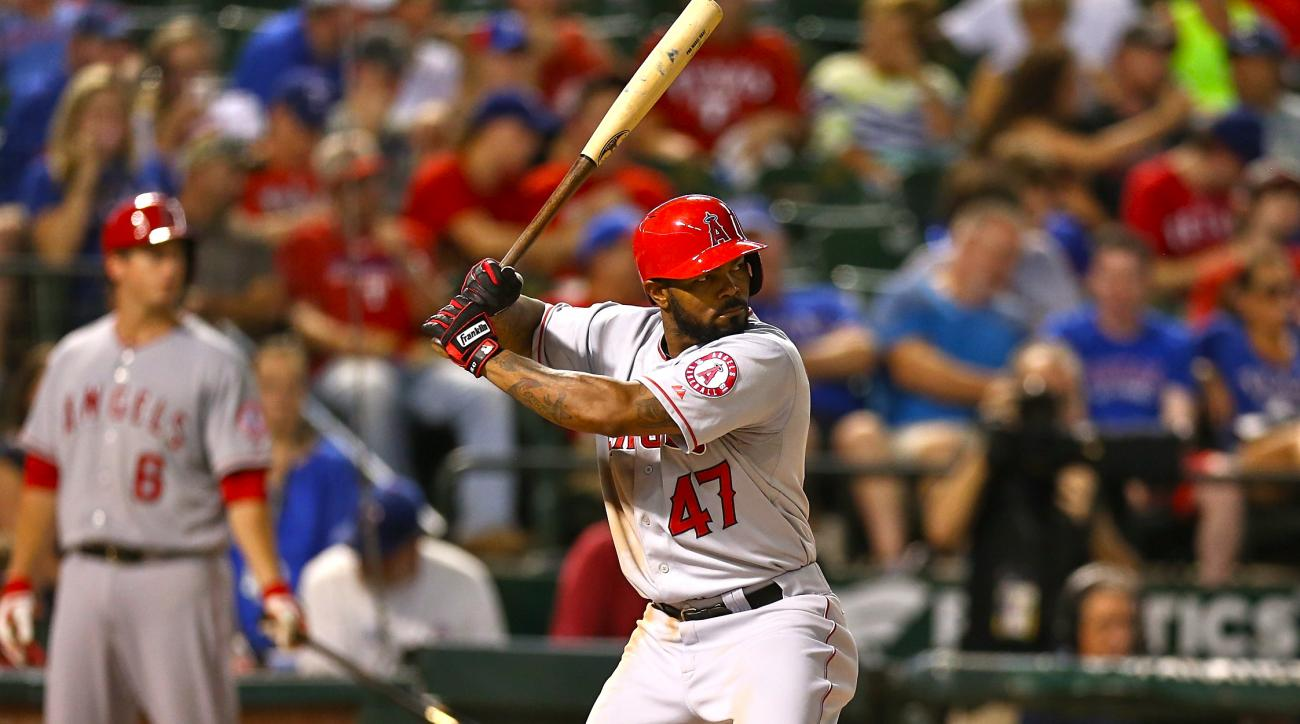 The Dodgers acquired Angels second baseman Howie Kendrick, among others, on Wednesday night.