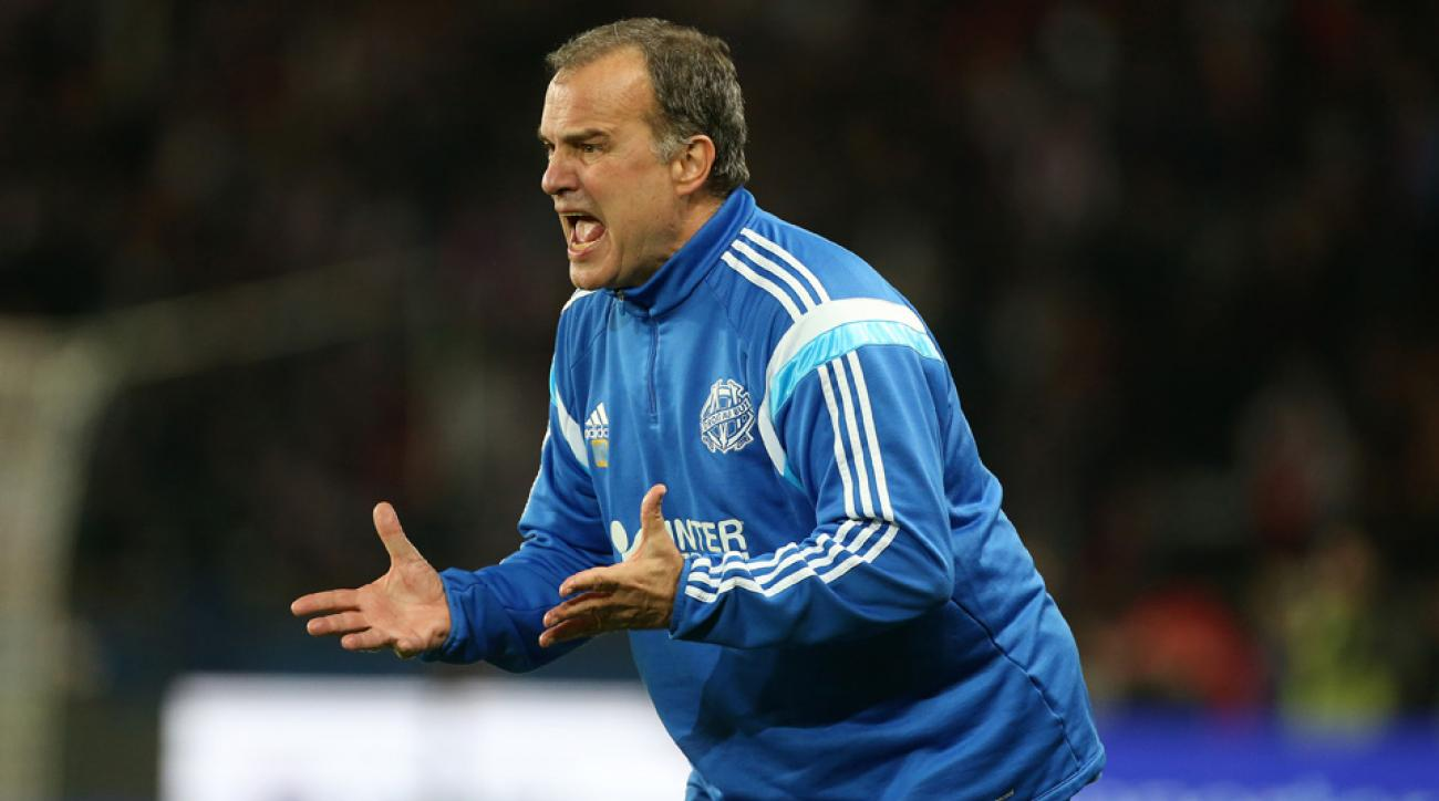 Marcelo Bielsa has Marseille back on top of Ligue 1 in his first year as the club's manager.