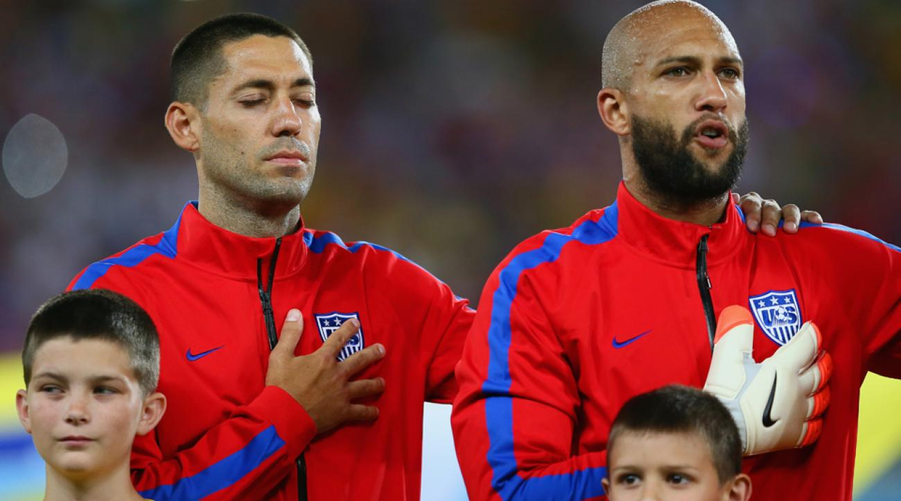 U.S. men's national team veterans Clint Dempsey and Tim Howard are nominated for CONCAF Player of the Year.