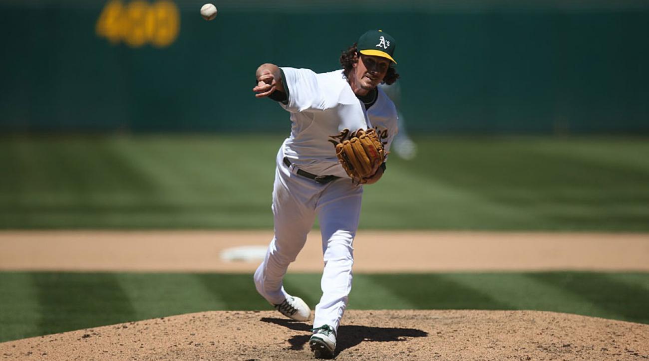 Jeff Samardzija, Chicago White Sox