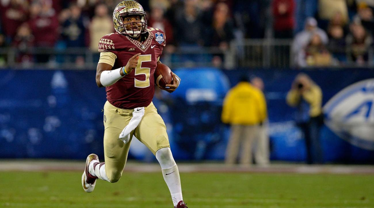 Florida State quarterback Jameis Winston will not attend the Heisman ceremony.