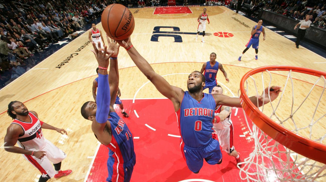NBA fantasy picks, Andre Drummond