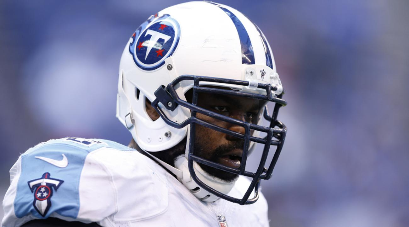 Tennessee Titans tackle Michael Oher was placed on IR.