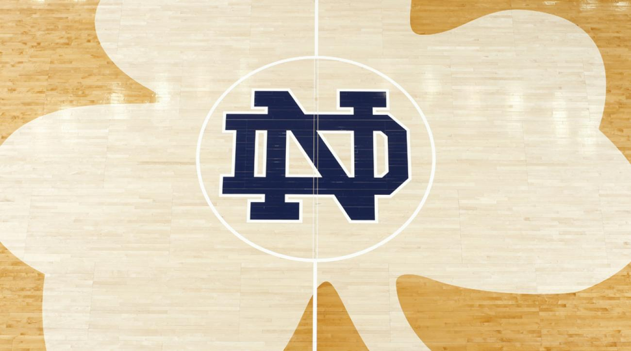 2b8ac555309a Notre Dame s women s basketball team wore
