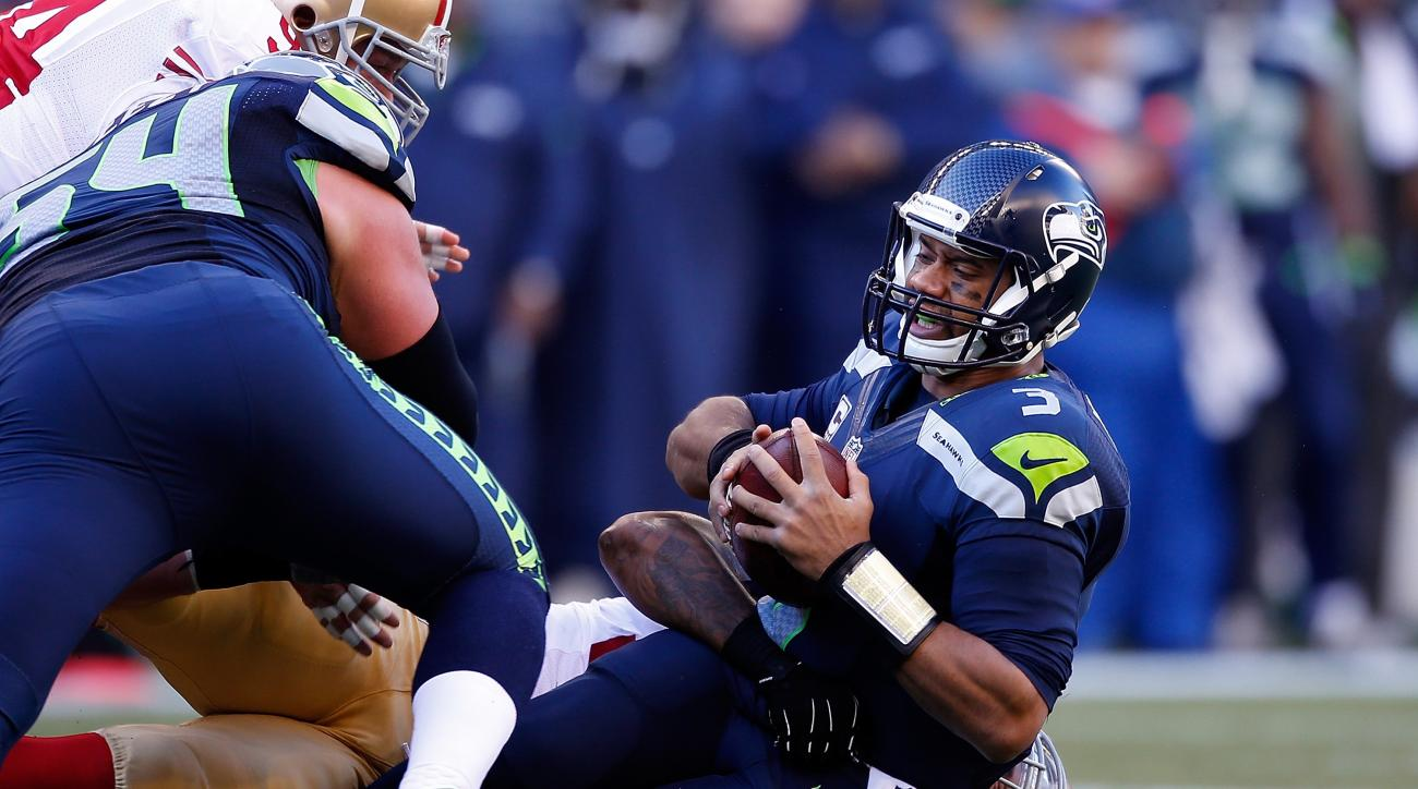 49ers, Seahawks roughing the passer