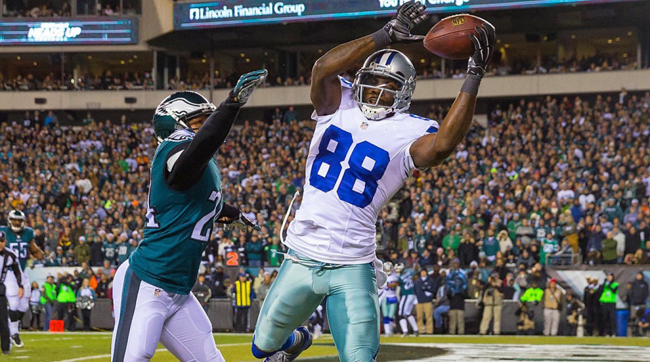 Dez Bryant Carries Dallas Cowboys Past Philadelphia Eagles