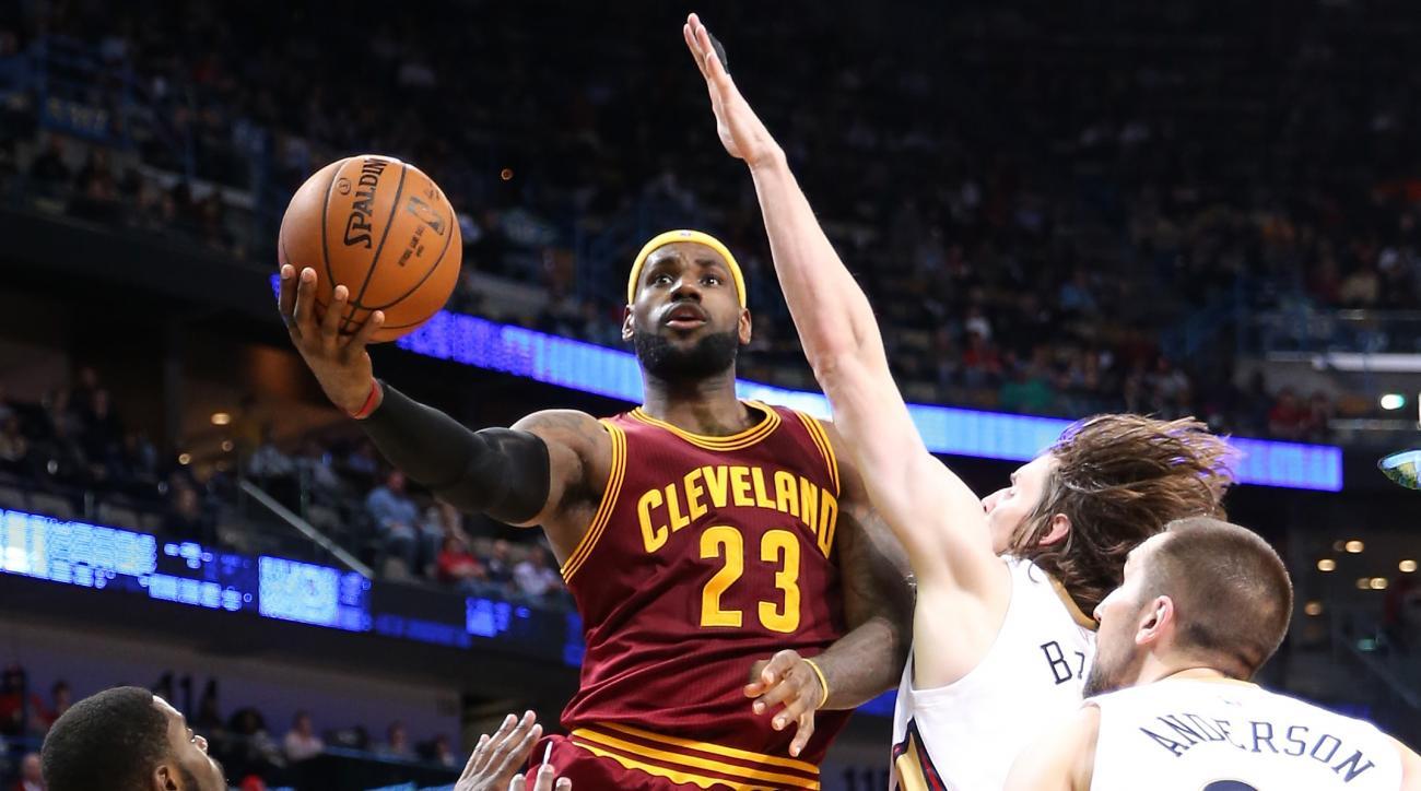 Fantasy basketball picks LeBron James