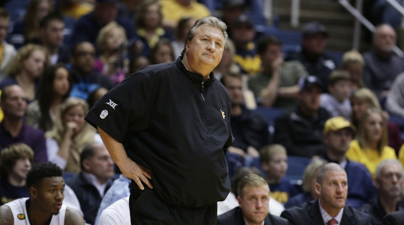 West Virginia Bob Huggins