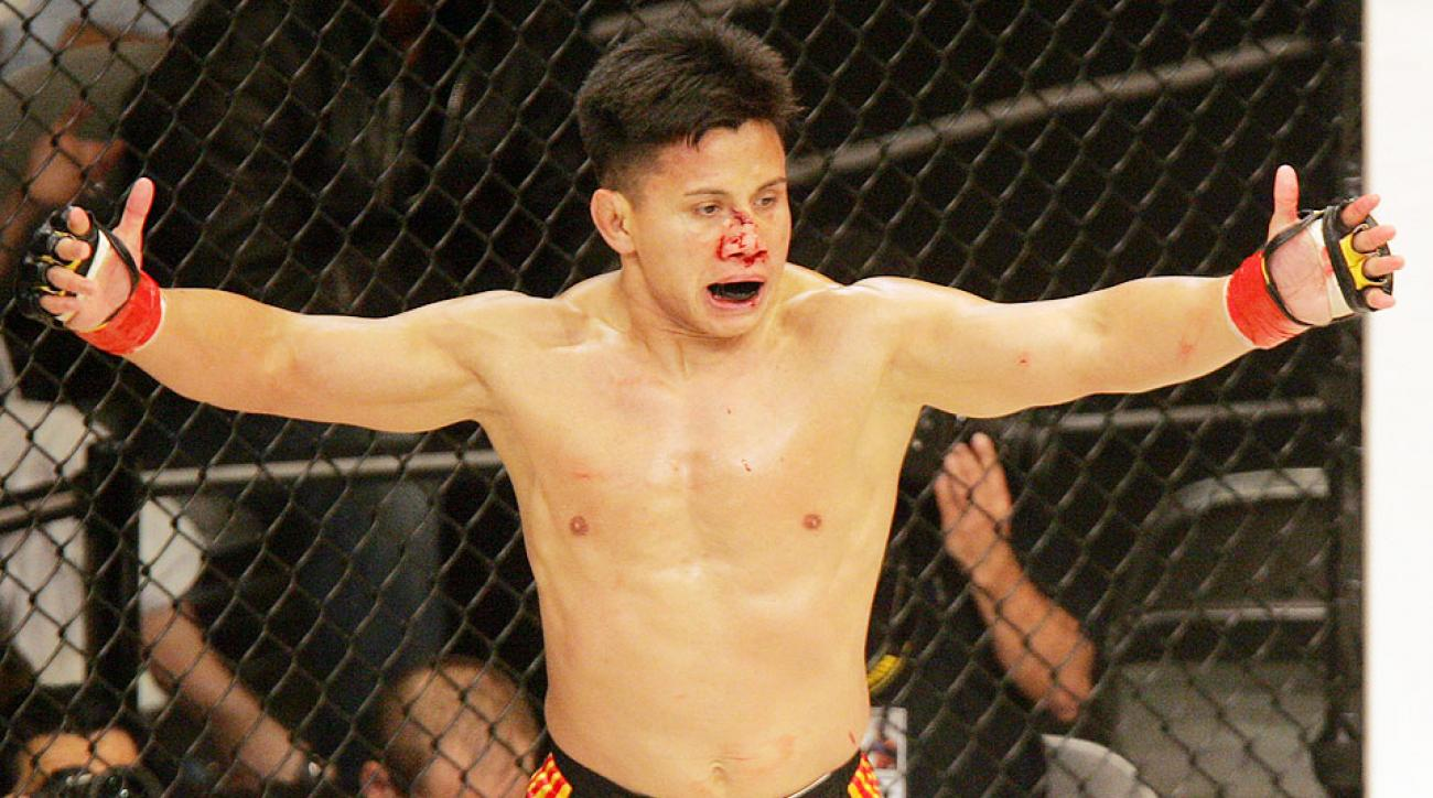UFC fighter Cung Le