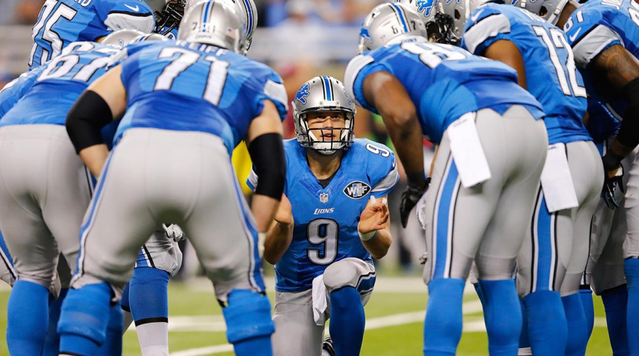Detroit Lions arrive as contenders with Jim Caldwell at helm