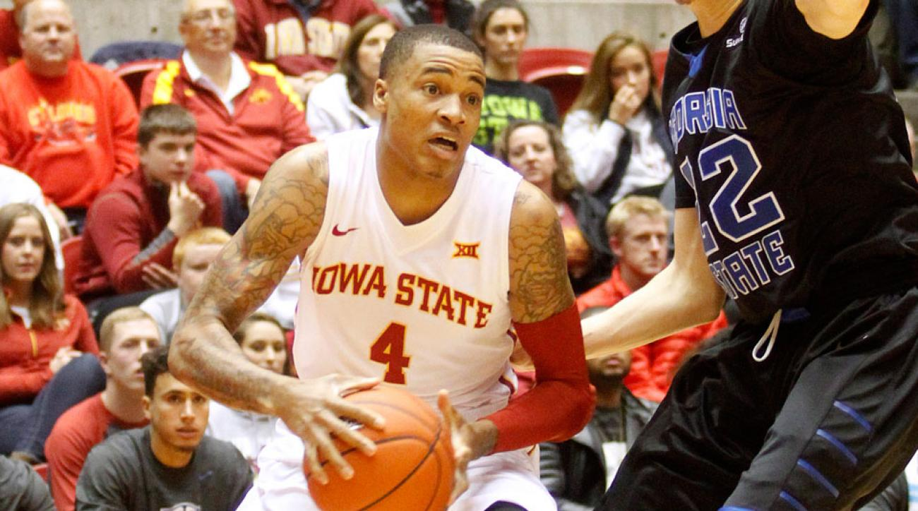 Iowa State Sherron Dorsey-Walker