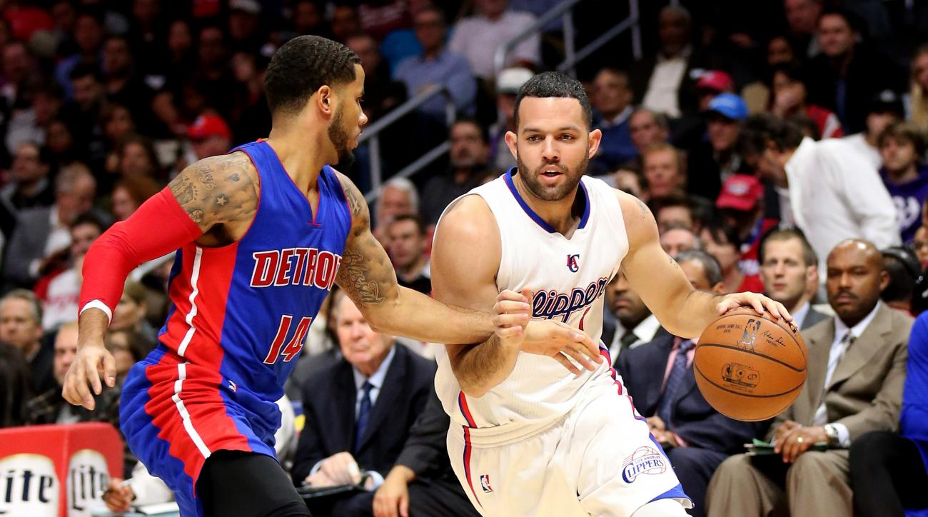 Clippers Jordan Farmar limited role