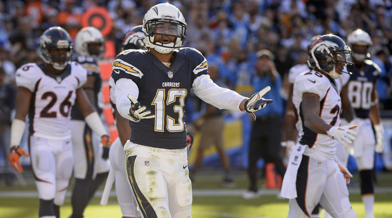San Diego Chargers wide receiver Keenan Allen could be out for the rest of the year.